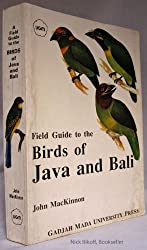 Field guide to the birds of Java and Bali