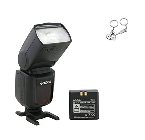 Godox V850 Flash High Power Pioneering Li-ion Speedlite for DSLR Canon Nikon New