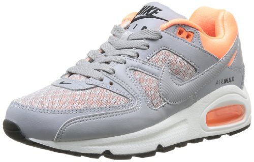 Max wolf Para Deportivas Air Orange 122 397690 Wmns Nike Grau Command Grey Zapatillas crimson Mujer PUwEn1q