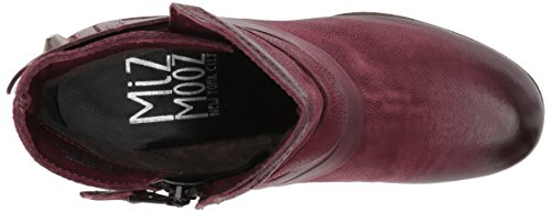 Wine Mooz Boot Narcissa Miz Ankle Women's wSU1AwqX
