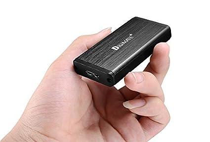 Digimate® USB 3.0 Caja de disco duro mSATA SSD, mSATA ...
