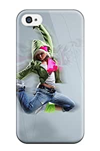 Christian L Contreras Case Cover Protector Specially Made For Iphone 4/4s Women