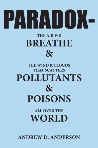 PARADOX-The Air We BREATHE & The Wind & Clouds That Scatters POLLUTANTS & POISONS All Over The (The Poison Paradox)