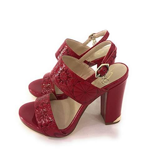 talon Gattinoni sandale à femme rouge tqFvBw