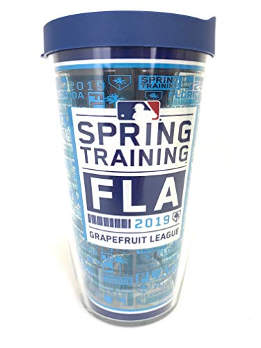 Tervis 2019 MLB Spring Training FLA Grapefruit League Tumbler Cup With - Training Mlb Blue