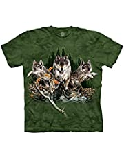 The Mountain Find 12 Wolves Child T-Shirt