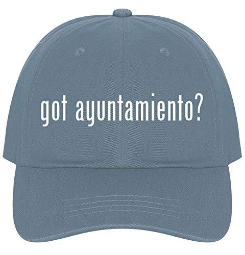 (The Town Butler got Ayuntamiento? - A Nice Comfortable Adjustable Dad Hat Cap, Light Blue)
