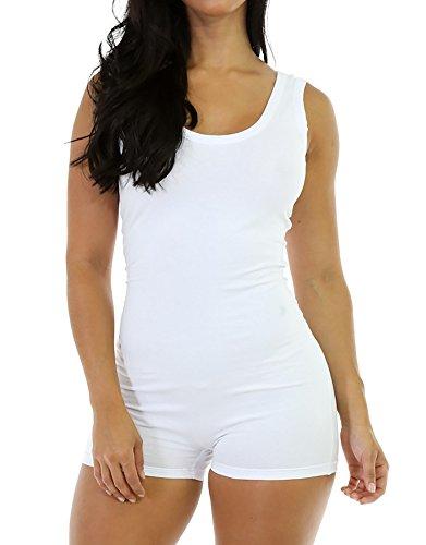 e28cf20ff0a8 Makkrom Womens Sexy V-neck Sleeveless Camouflage Romper Shorts Bodysuit  (Small