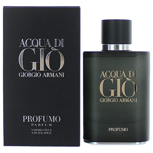 Giorgio Armani Acqua Di Gio Profumo Parfum Vapo, 2.5 Fluid Ounce from GIORGIO ARMANI