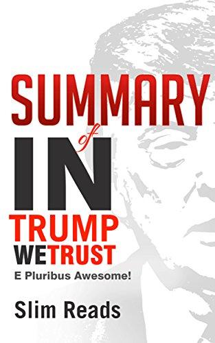 In Trump We Trust E Pluribus Awesome!