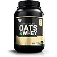 Optimum Nutrition Oats and Whey Protein Powder 3 Pound (Milk Chocolate)