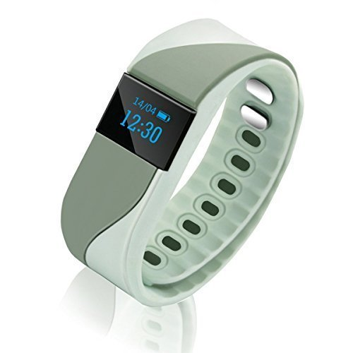 Plustore Heart Rate Monitor, Fitness Activity Tracker Wireless Wristband