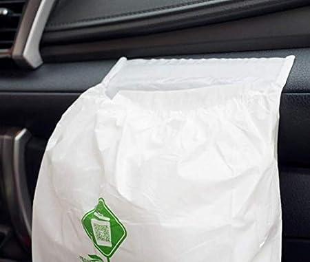 45pcs Car Trash Bag Biodegradable /& Compostable Garbage Bag Rubbish Bin Bag Car Trash Bin Gag Disposable Container Bag for Auto Car Truck Vehicle Office Babyroom Bathroom Study Room