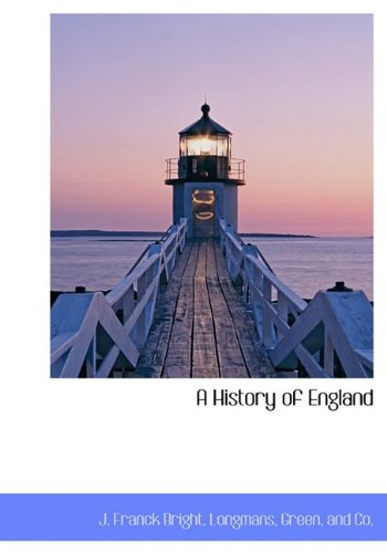 Read Online A History of England PDF