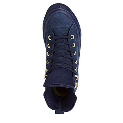 Converse All Waterproof Bleu Baskets Bleu Star Mode Femme Hi RrqWfERawA