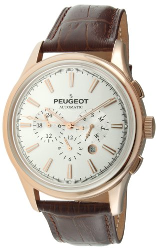 peugeot-mens-mk910rbr-rose-gold-tone-stainless-steel-watch-with-croco-embossed-band