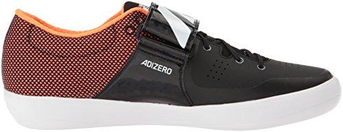 Adidasadizero unisex Orange Shotput Core Adulte White Black Mixte Shotput Adizero Ftwr rOxrqB