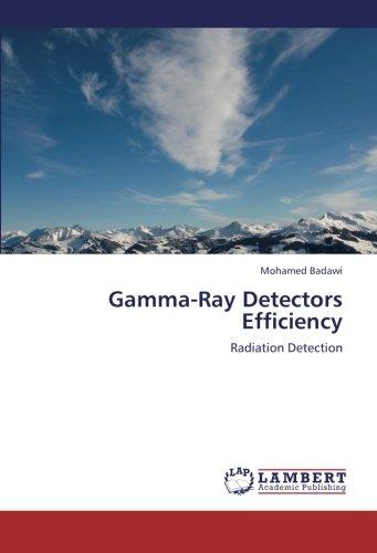 Gamma-Ray Detectors Efficiency: Radiation Detection