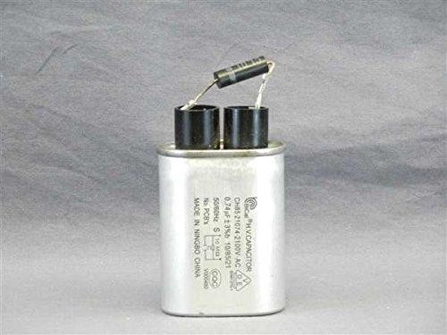 recertificación Amana CH85 21074 microondas de alta tensión ...