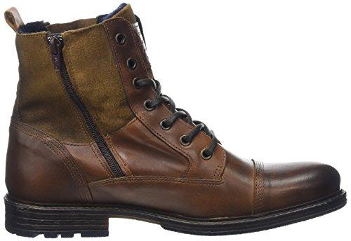Mustang Herren 4890-503-301 Klassische Stiefel Braun (Kastanie)