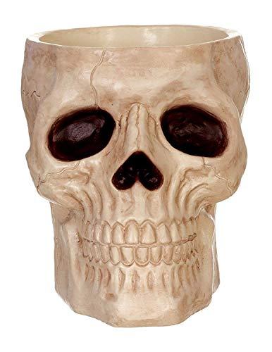 Crazy Bonez Skull Candy Bowl
