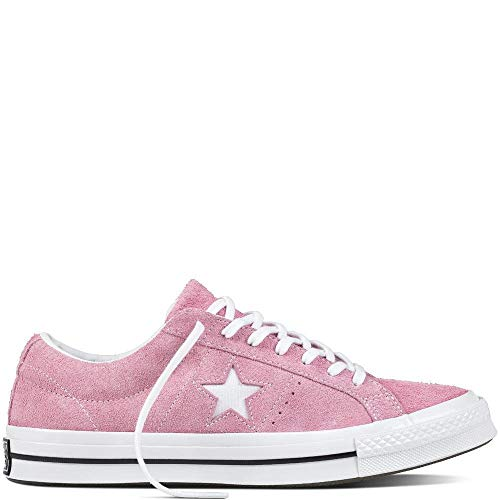 - Converse Men's One Star, Pink/White, 8 M US