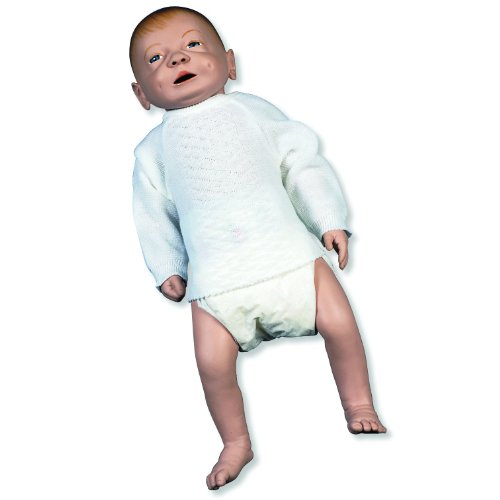 3B Scientific P31 Male Baby Care Model, 20.5'' Height by 3B Scientific