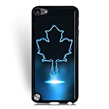 NHL-Ipod Touch 5th Generation Case Toronto Maple Leafs for Girls Applicable National Hockey League Case for Ipod Touch 5th Generation Hard Back