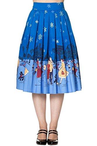 Banned-Romance-Lives-Paris-Rockabilly-1950s-Skirt