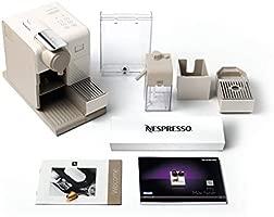 Nespresso DeLonghi Lattisima Touch Animation EN560.W - Cafetera monodosis de cápsulas Nespresso con depósito de leche, 6 recetas seleccionables, 19 ...