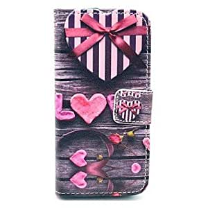DD 13 iPhone 5/5S Leather Full Body Cases with Stand for IPhone 5/5S