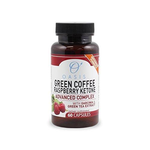 Amazon com: Green Coffee Raspberry Ketone Advanced Complex