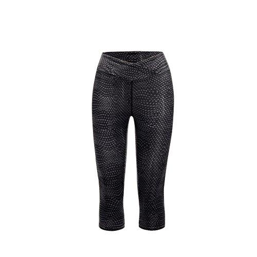Dare 2b Damas Articular 3/4 Pantalones BlackEbb+FLo