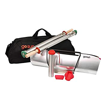 Image of Camping Grills GOSUN Sport ProPack, Portable Solar Cooker Package, Solar Oven Great for Camping and Cooks Food in as Little as 20 Minutes