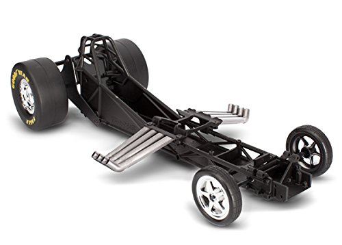 Traxxas 6995 Funny Car Display Chassis - Funny Car Chassis