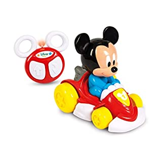 Clementoni – Car Radio Control Mickey, Multicolour (17232)