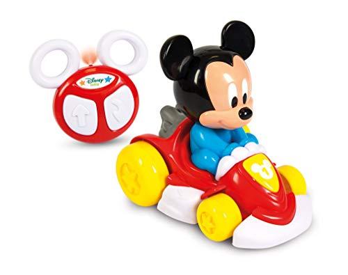 Clementoni – Car Radio Control Mickey, Multicolour (17232)