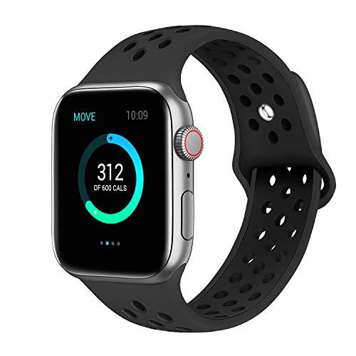 Malla Para Apple Watch Series 5/4/3/2/1 (42/44mm) Negro