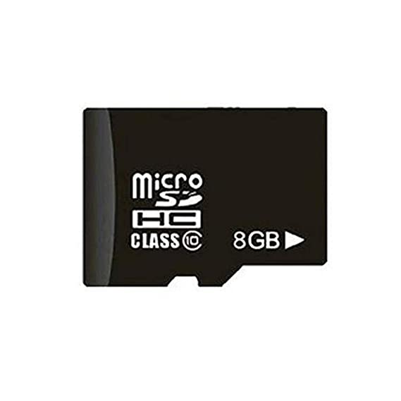 Amazon.com: 8 GB Micro SD TF tarjeta de memoria Retail ...
