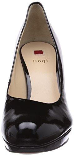 pumps donna Högl nero da 100 80 Studio qCOzwH