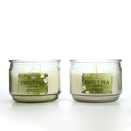 10 oz candle jars - 1