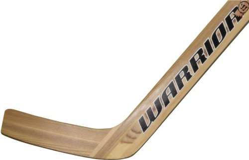 - Warrior Senior Woodrow MID Quick Goalie Hockey Stick, 25-Inch, Right