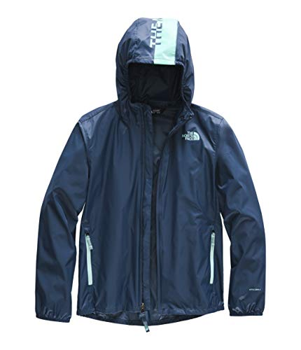 (The North Face Kids Boy's Flurry Wind Hoodie (Little Kids/Big Kids) Blue Wing Teal/Mint Blue Large)