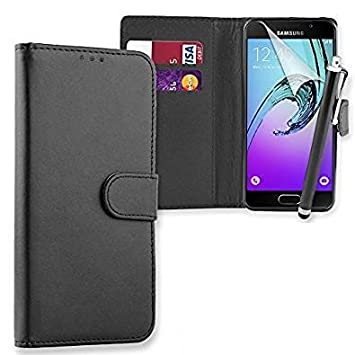 best service 44312 89ca5 GALAXY J6 2018 Case, GALAXY J6 2018 Book Cover Premium PU Leather Flip Foil  [Magnetic Protective] Wallet Case Cover [Credit Card Slot] for SAMSUNG ...