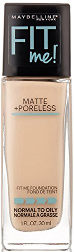 ONLY 1 IN PACK Maybelline Fit Me Matte Plus Porele…