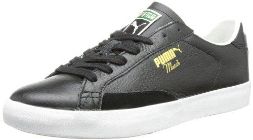 Vulc Black Blue Puma Erwachsene Match Unisex Schwarz monaco 03 Sneakers 55qfAW