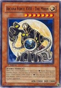 The Chariot Yu-Gi-Oh! LODT-EN013 - Light of Destructio... Arcana Force VII