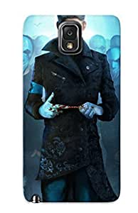 Fashion Tpu Case For Galaxy Note 3- Vergil Devil May Cry 5 Defender Case Cover For Lovers