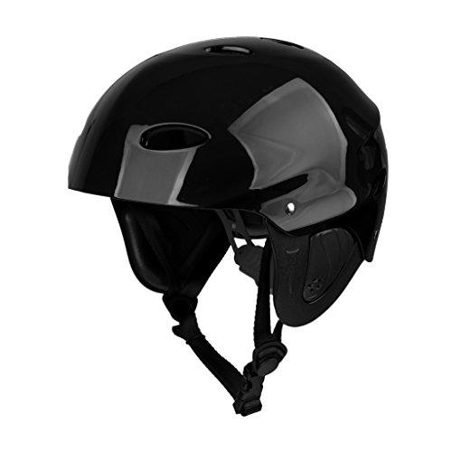 Jili Online Professional Adjustable Kayak Safety Helmet for Water Sports Canoe Boating Sailing Kite Surfing Surfboard Paddleboard - CE Approved