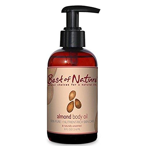 Almond Body Oil 100 Natural